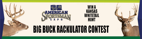 Big Buck Rackulator Contest