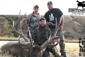 Combat Veteran's Bull Elk Hunt with Eric Bakken with Fallen Outdoors - Switchback Stories 2.0